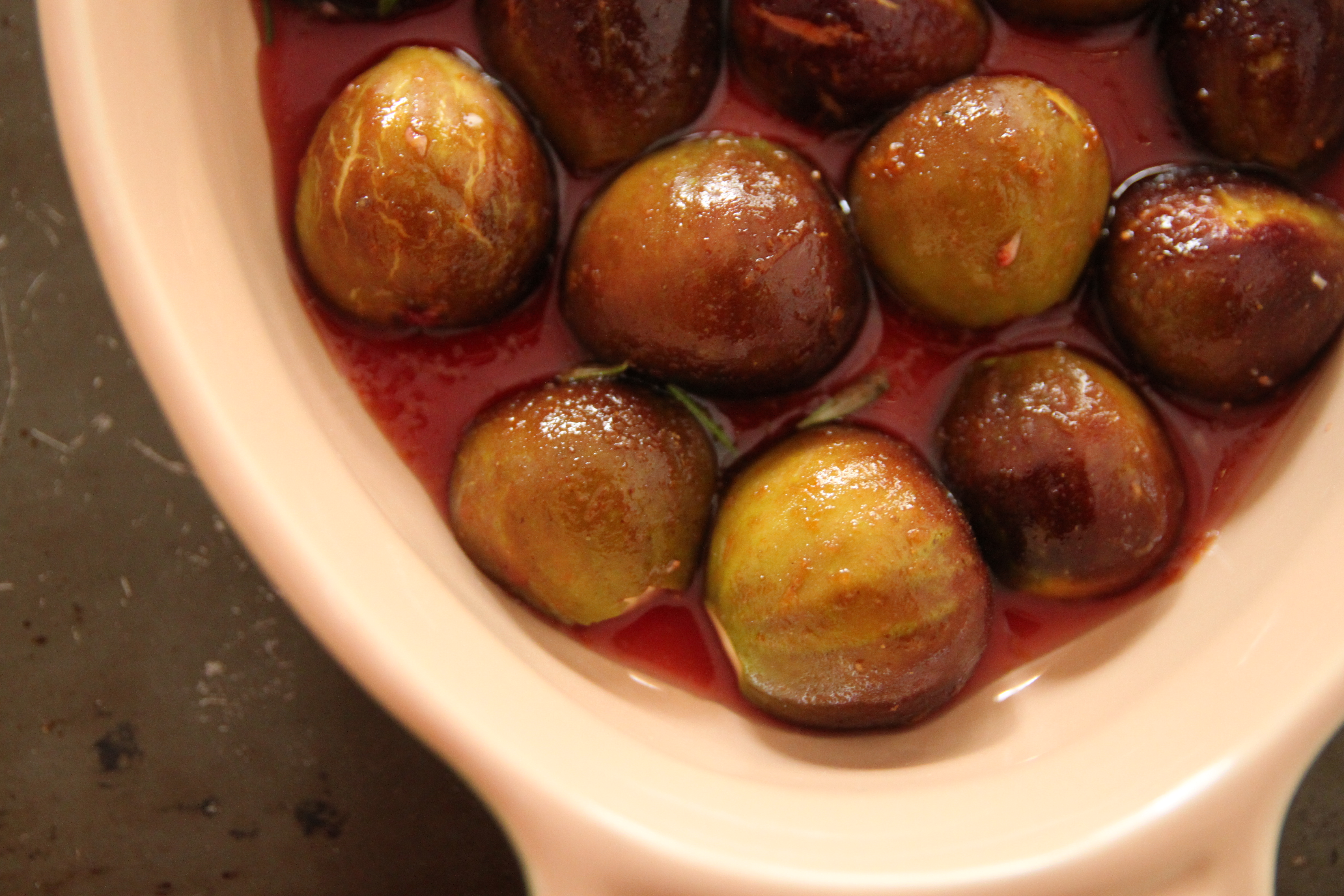 Bran Appetit » Baking Through the Blogs: Roasted Figs