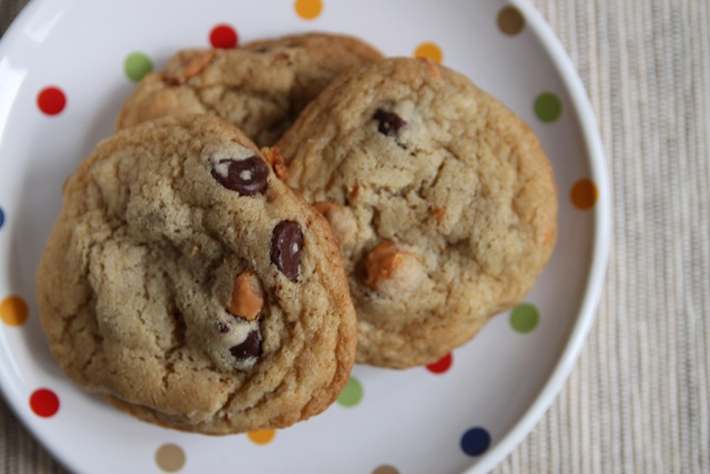 Browned Butter, Butterscotch, and Chocolate Chip Cookies – Bran ...