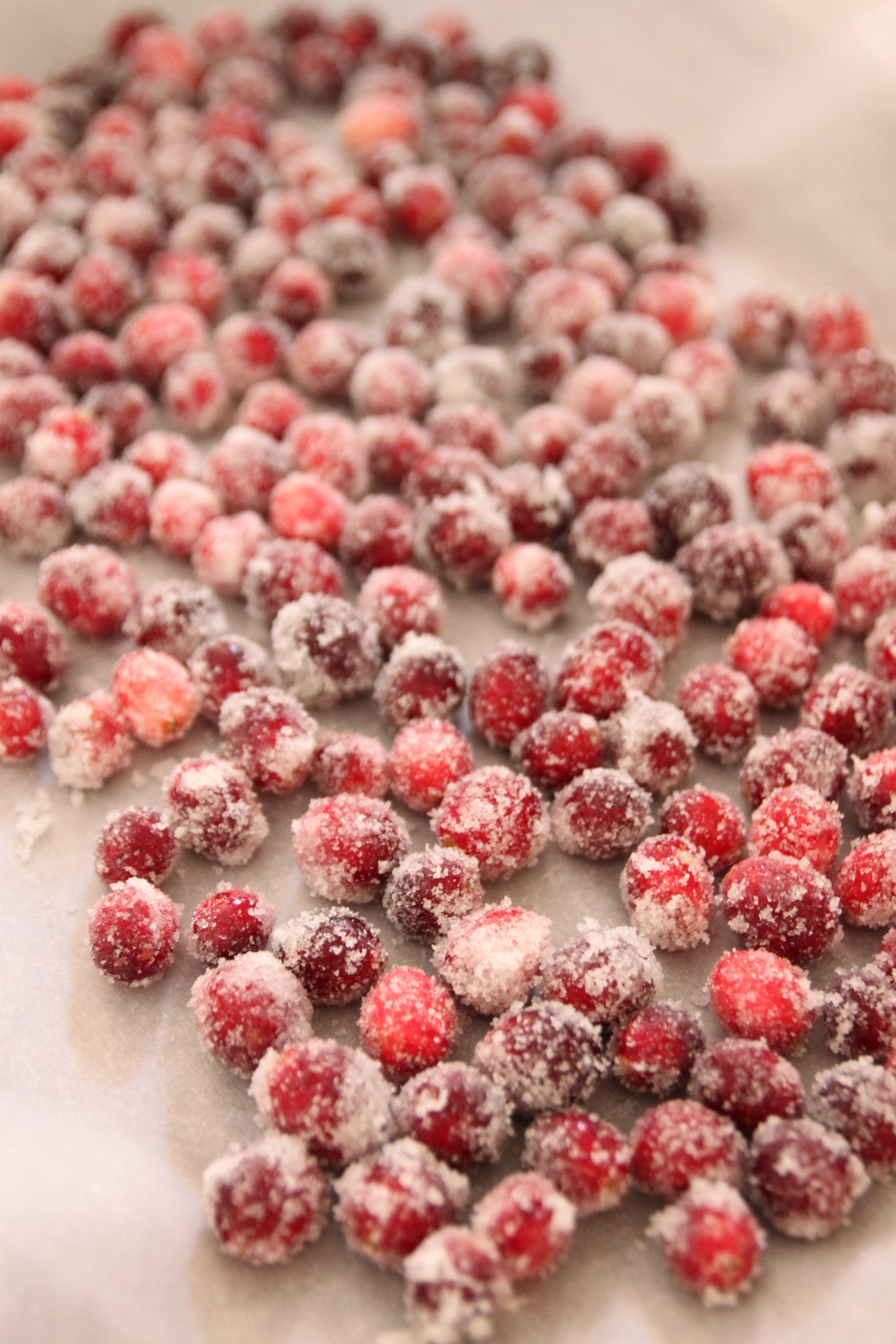 The holidays may be over, but cranberries are still here – sparkle ...