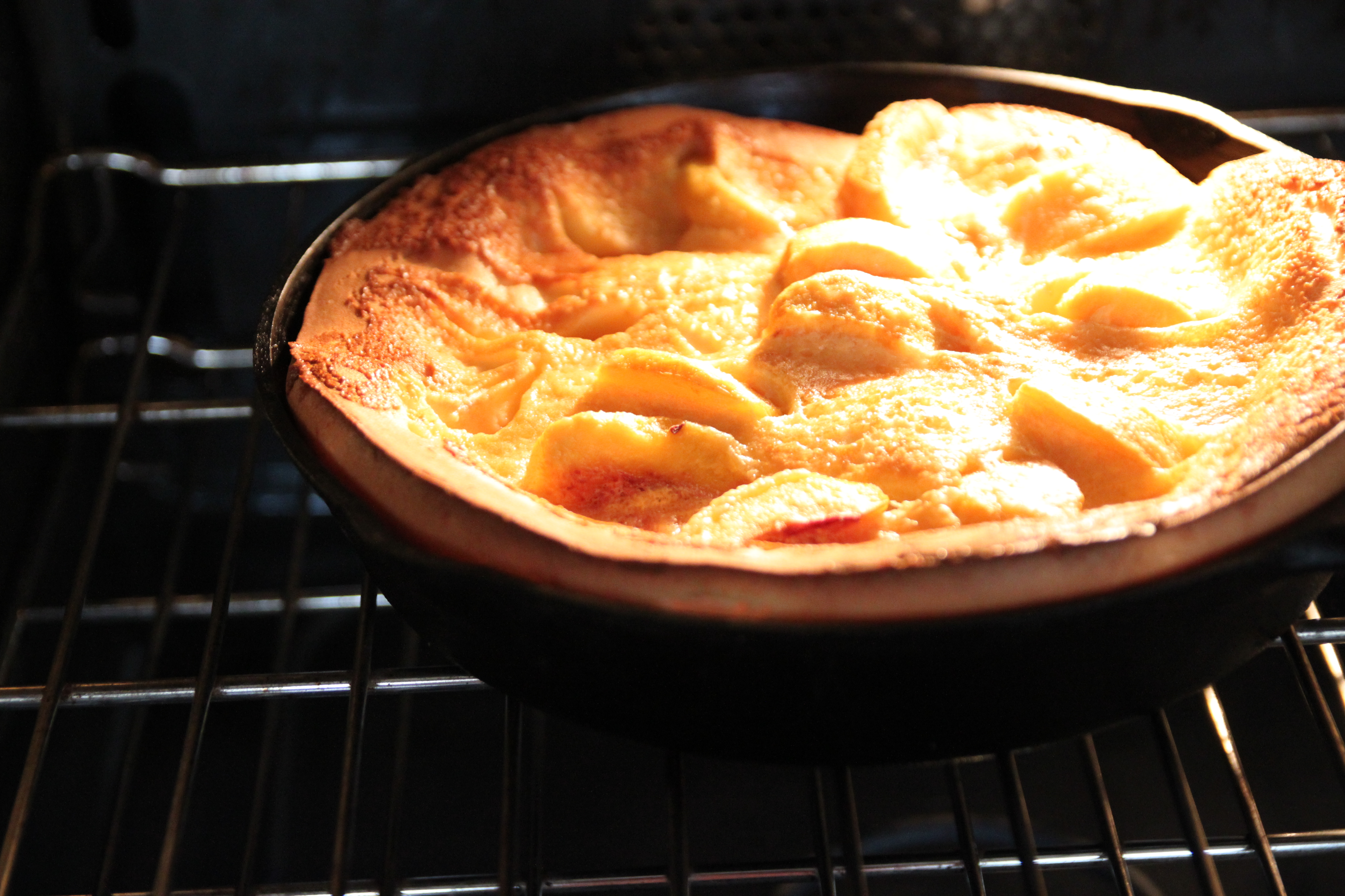 gouda dutch baby dutch baby with apple cranberry compote dutch baby ...