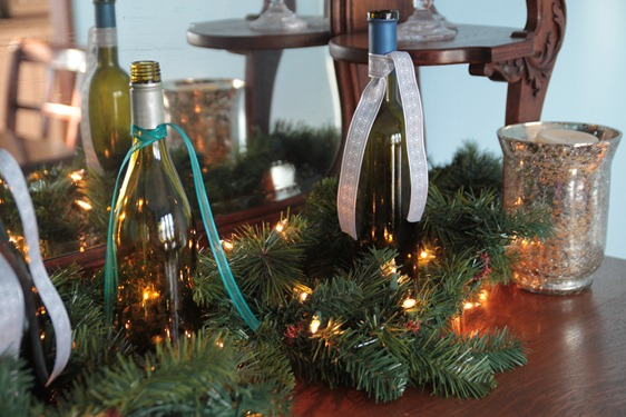 wine bottle decor4