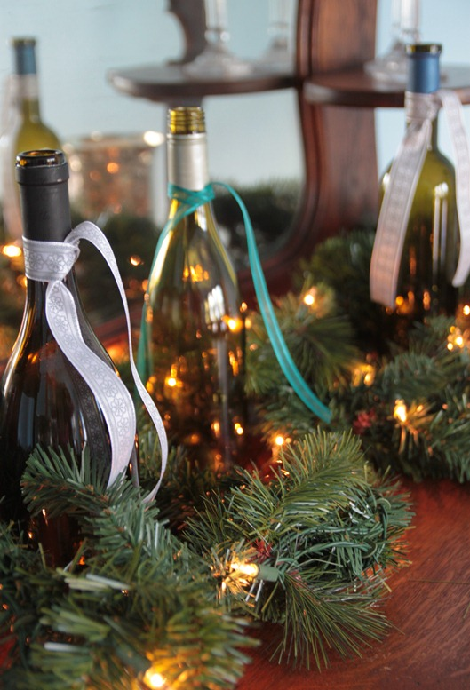 wine bottle decor6