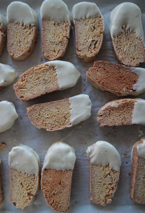 lemon almond biscotti 3