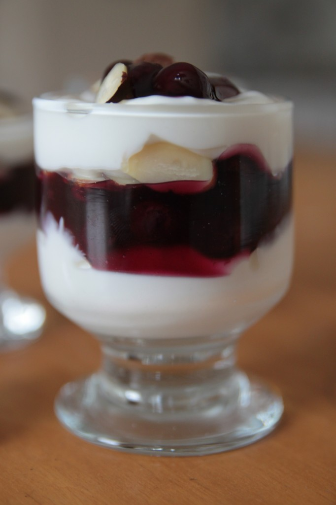 blueberry lemon parfait 1