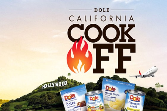 dole cookoff