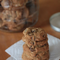 salted chocolate chip pecan cookies 4