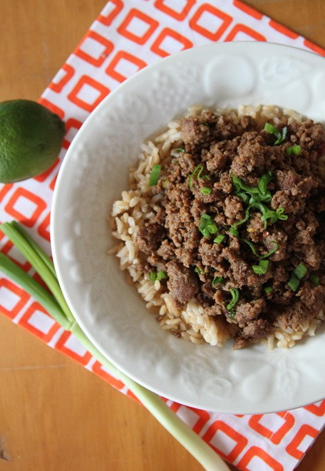 sweet spicy beef 1