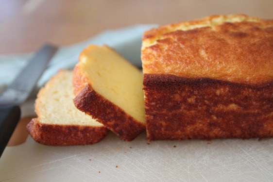 bourbon orange poundcake 4