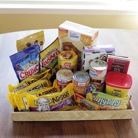 Nestle prize pack
