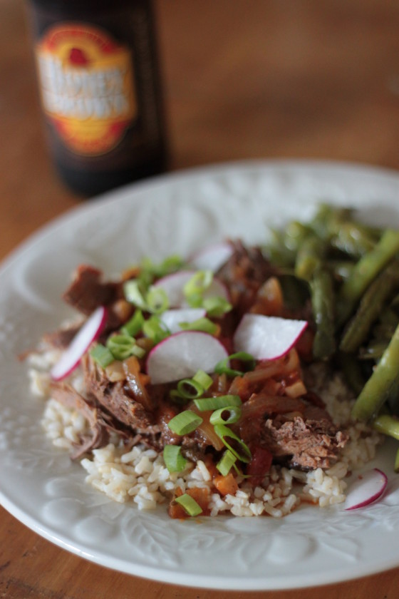 crockpot pulled mexican beef