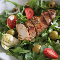 balsamic grilled chicken salad