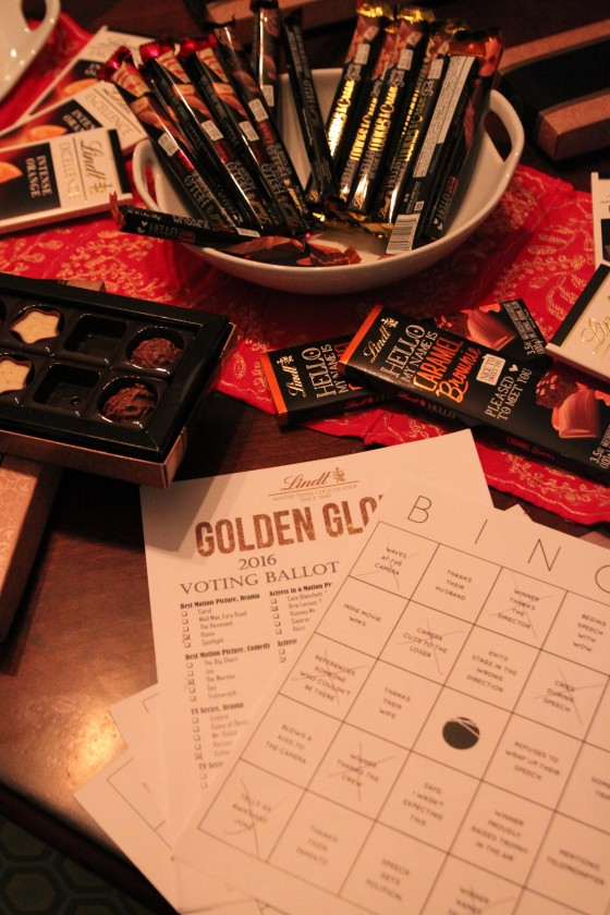 Lindt Golden Globes