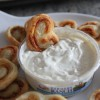 Pepperoni Pizza Hummus Palmiers